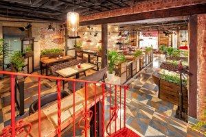 Ресторан-бургерная Ketch Up на Льва Толстого