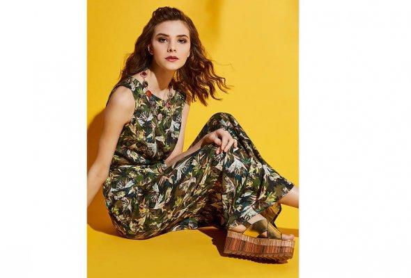 Весенне - летняя коллекция платьев от бренда Pompa - Фото №2