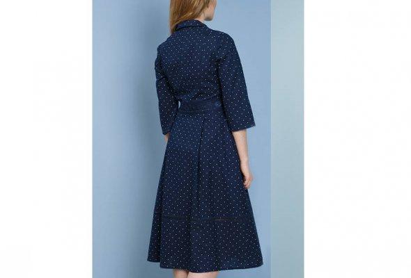 Весенне - летняя коллекция платьев от бренда Pompa - Фото №1