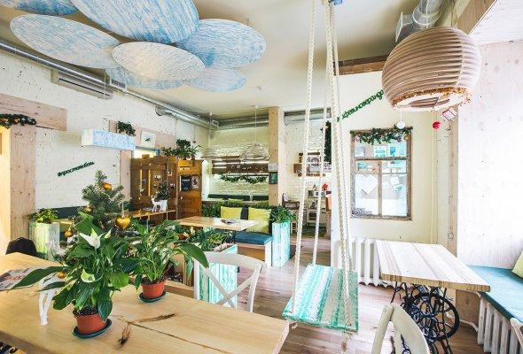 Кафе «Укроп» на Восстания - Фото №1