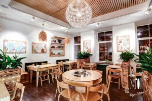 Кафе «Укроп» на Марата