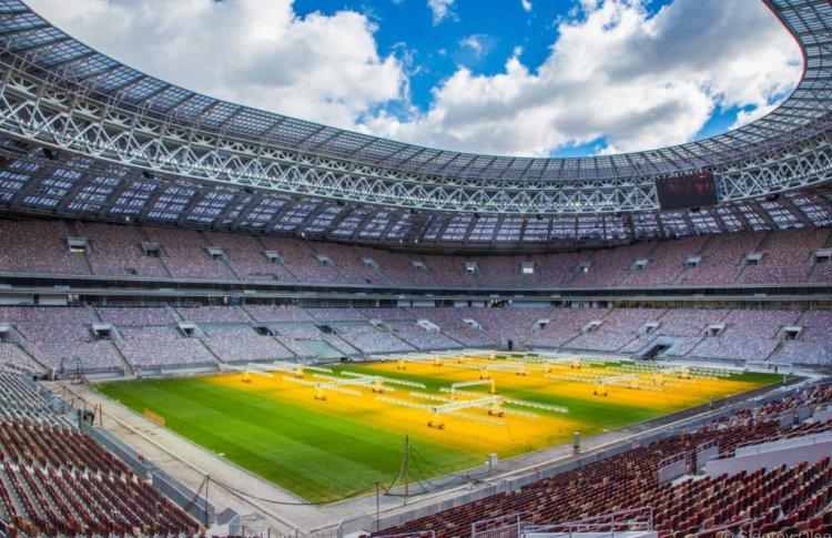 «Лужники» признаны лучшим стадионом мира