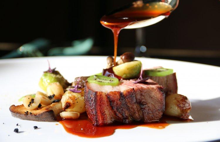 В ресторане «На Мосфильмовской» состоится ужин, посвященный Азии