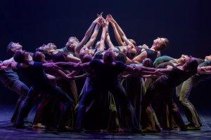 Новая версия балета «Реквием»
