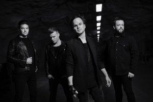 Концерт The Rasmus в рамках мирового тура Dark Matters Tour