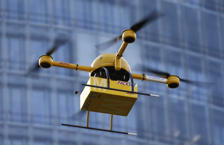 В Москве создадут армию дронов-курьеров