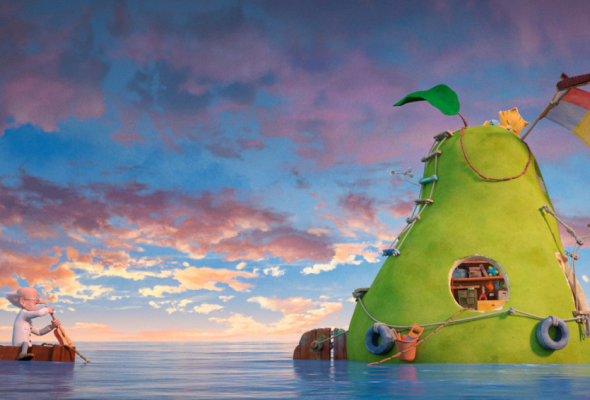 Невероятная история о гигантской груше - Фото №1