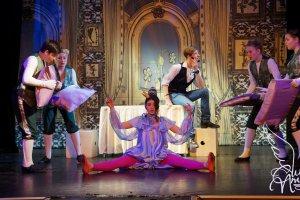 Мюзикл «Принцесса без горошины»