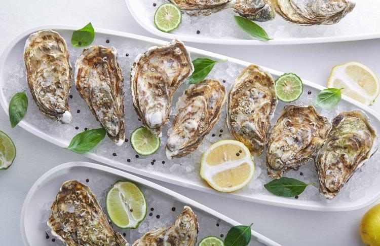 В Le Restaurant продают морепродукты за полцены