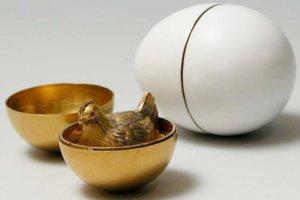 Экскурсия «История пасхального яйца»