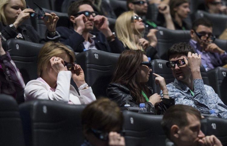 Российское кино получило половину бокс-офиса за три месяца