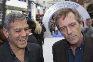 Хью Лори и Джордж Клуни объединятся ради «Уловки-22»