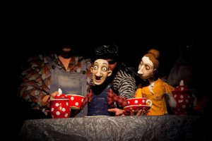 На сцене Большого театра кукол пройдут гастроли Театра кукол Республики Карелия