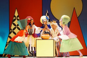 Опера «Принцесса и свинопас»