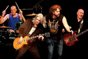 Концерт Nazareth в рамках мирового тура