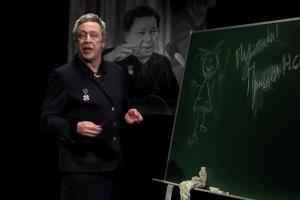 Михаил Ефремов с программой «Все на выборы-2»