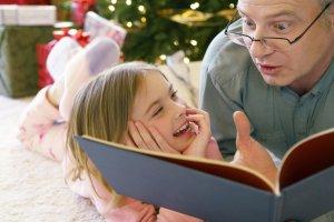 Как совместное чтение помогает дружить с ребенком
