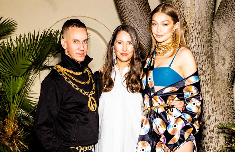 H&M объявил о коллаборации с Moschino
