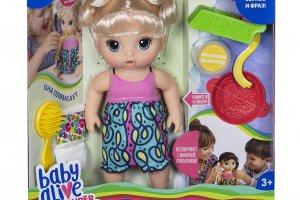 Эксперимент бренда Baby Alive и семейного психолога: Какие поведенческие установки мам передаются дочкам?