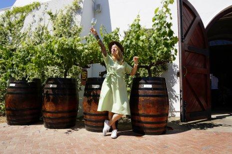 Какое вино пить за границей?