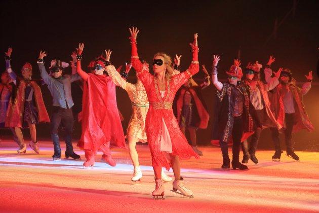 Ледовое шоу «Ромео и Джульетта» приезжает в Петербург с большими гастролями