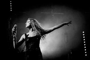 Концерт израильской певицы Марины Максимилиан Блюмин
