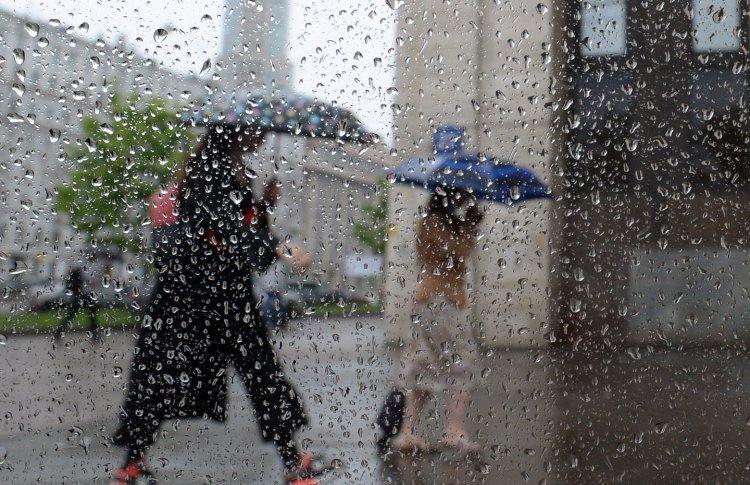 В Москве потеплеет только в пятницу