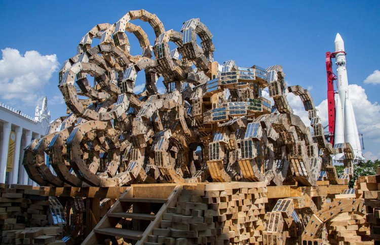 В Москве готовят V уличный Фестиваль науки, искусства и технологий