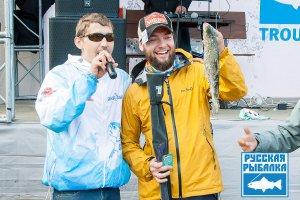 Рыболовный турнир по ловле форели спиннингом Russian Fishing Trout Trophy вновь пройдет в Петербурге