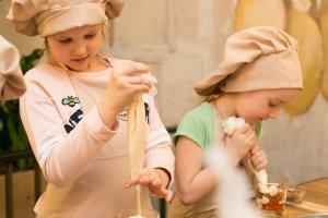 Детские мастер-классы в ресторане «Сыроварня»