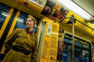 Московский метрополитен меняет график работы перед Днем Победы