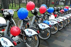 Шестой сезон городского велопроката открыт