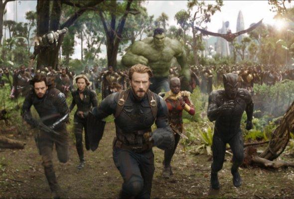 Мстители: Война бесконечности - Фото №8