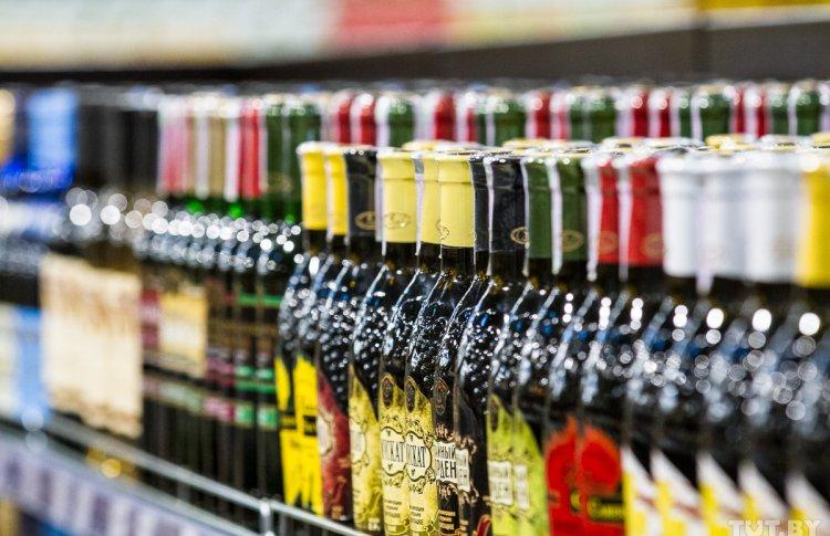 Продажу алкоголя ограничат в Москве