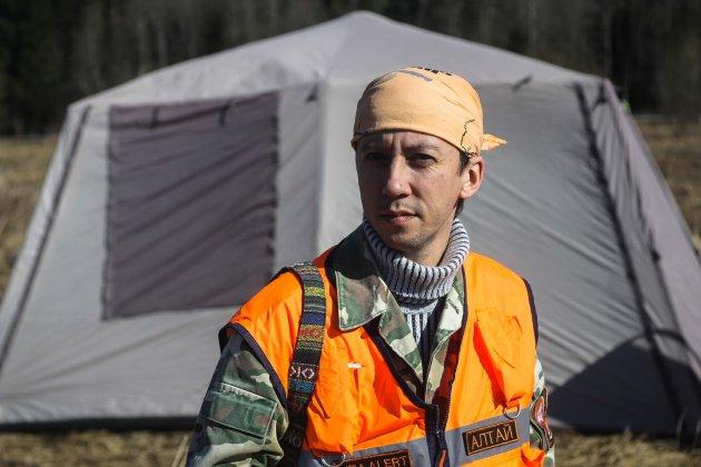 Никита Илющенков / поисково-спасательный отряд «Лиза Алерт»: кто, если не мы?