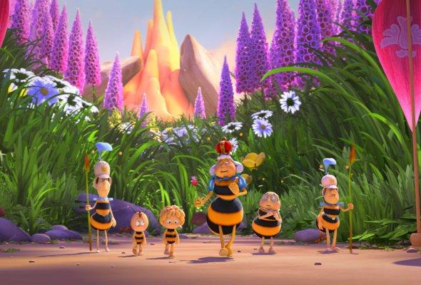 Пчелка Майя и кубок меда - Фото №4