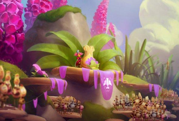 Пчелка Майя и кубок меда - Фото №2
