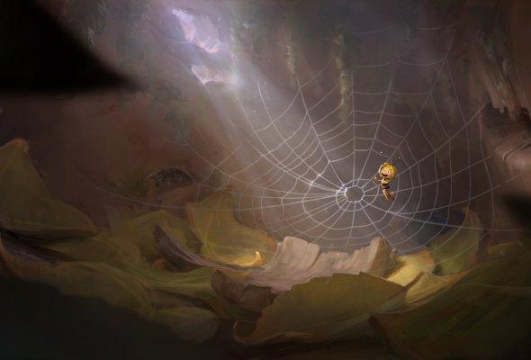 Пчелка Майя и кубок меда - Фото №1