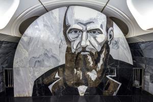 20самых запоминающихся станций московского метро