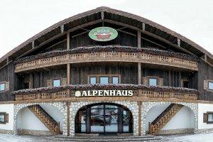 Шоу-ресторан «Альпенхаус» с собственным пивным цехом