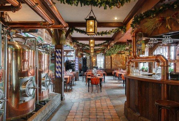 Ресторан-пивоварня «Карл и Фридрих» - Фото №5