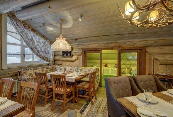 Ресторан «Русская рыбалка» на Крестовском острове - Фото №3