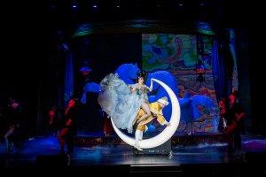 Премьера музыкальной трагикомедии «Ешкин кот» в театре «ЛДМ. Новая сцена»