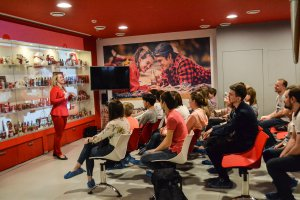 На заводе Coca-Cola HBC Россия в Москве прошел «День без турникетов»