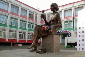 В Москве поставили еще один памятник Цветаевой работы Церетели