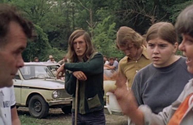 5. «Округ Харлан, США» (Harlan County, USA), 1976, режиссер Барбара Коппл