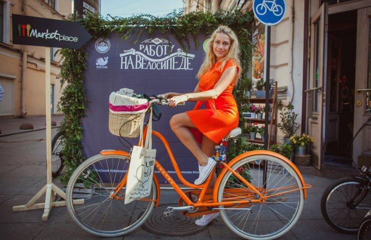 18 мая многие петербуржцы отправятся на работу на велосипеде