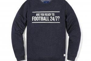 Tom Tailor выпустил капсульную коллекцию, посвященную футболу