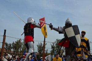 Битвы вне времени: россияне — чемпионы мира по историческому средневековому бою