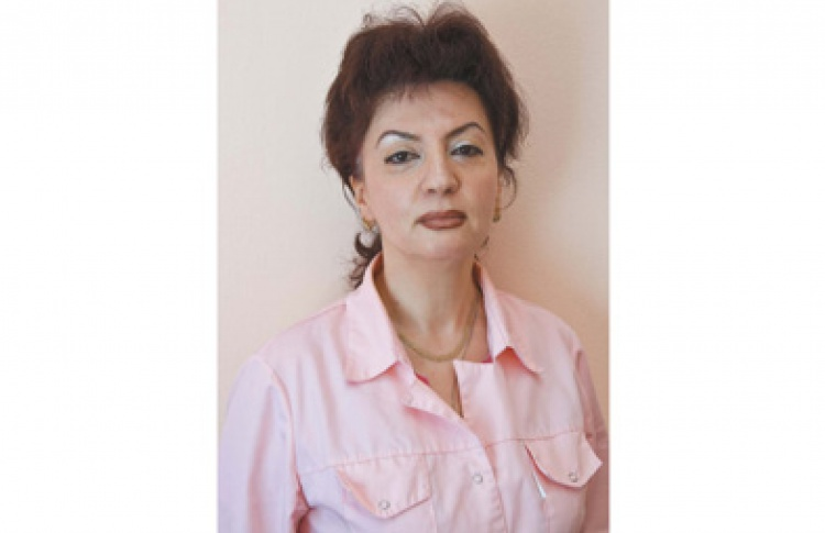 Интервью: Виолетта Арзуманова